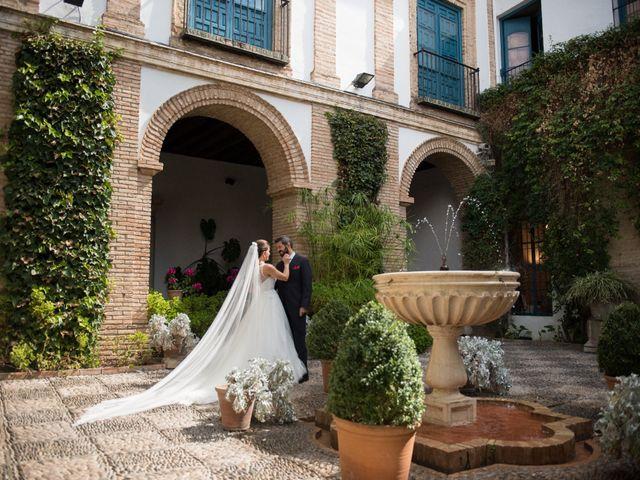 La boda de Juan y Cristina en Córdoba, Córdoba 35