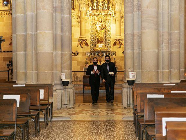 La boda de Wallys y Carla  en Barcelona, Barcelona 1