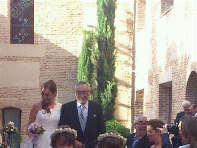 La boda de Bob y Sara en Olmedo, Valladolid 1