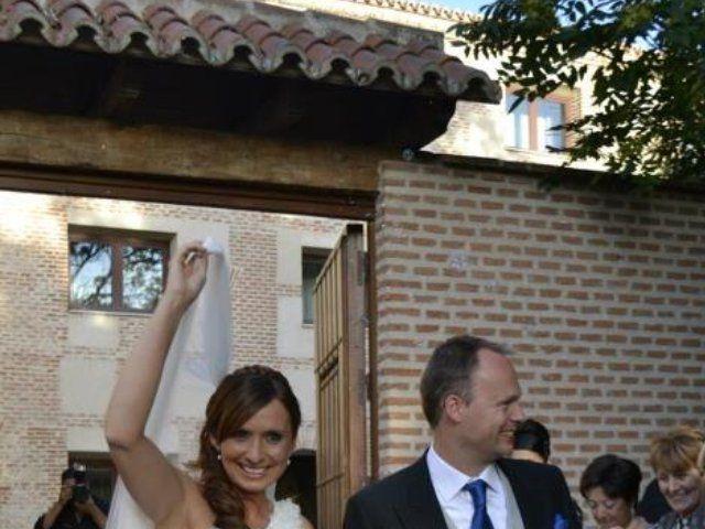 La boda de Bob y Sara en Olmedo, Valladolid 2