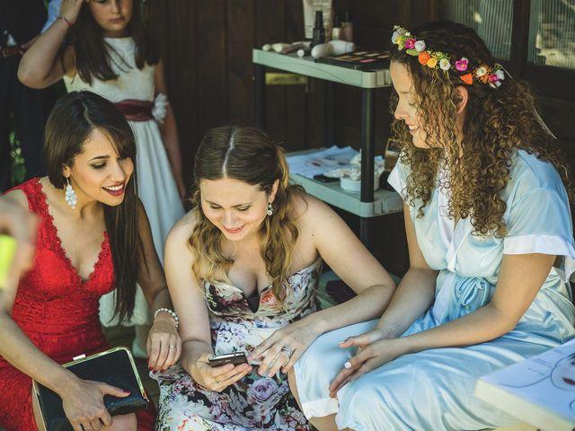 La boda de Albert y Lorena en Girona, Girona 8