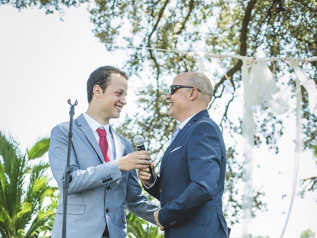 La boda de Albert y Lorena en Girona, Girona 20