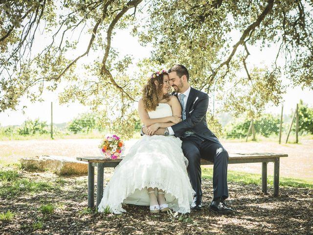 La boda de Albert y Lorena en Girona, Girona 35