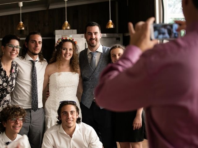 La boda de Albert y Lorena en Girona, Girona 42