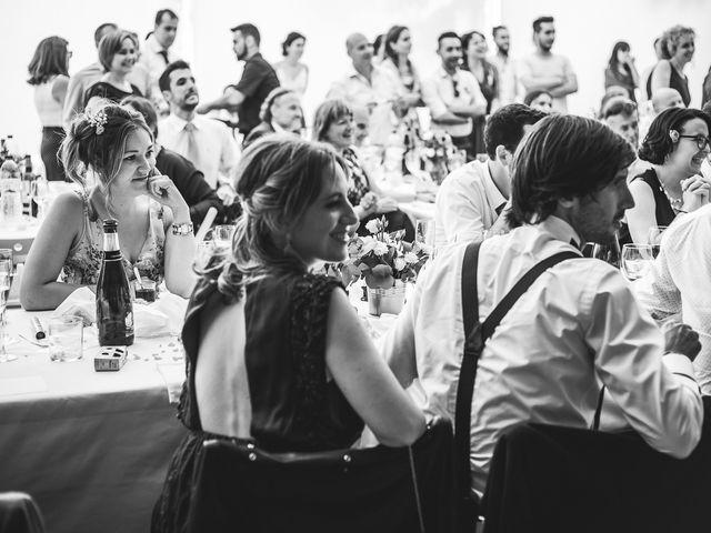 La boda de Albert y Lorena en Girona, Girona 56