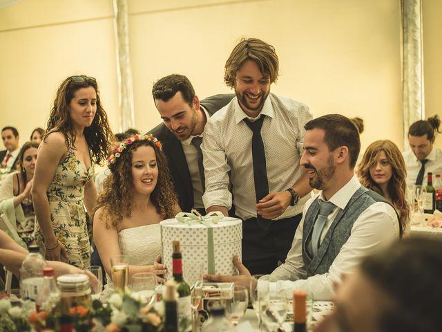 La boda de Albert y Lorena en Girona, Girona 58
