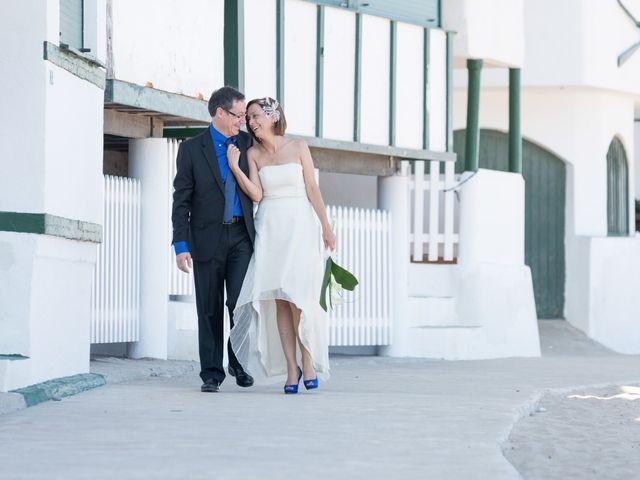 La boda de Jordi y Olga en Garraf, Barcelona 1
