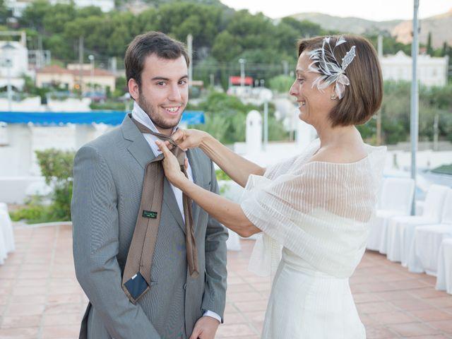 La boda de Jordi y Olga en Garraf, Barcelona 9