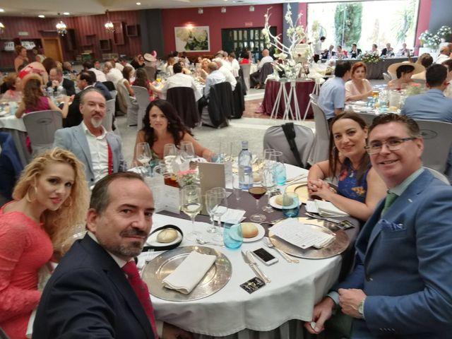 La boda de Curro y Paloma en Granada, Granada 8