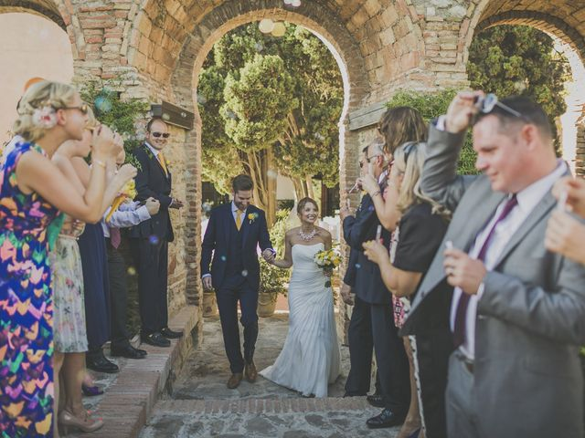 La boda de Nick y Vicky en Málaga, Málaga 40