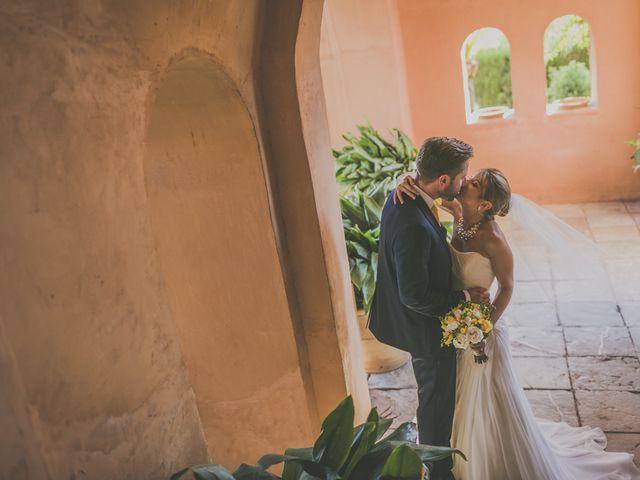 La boda de Nick y Vicky en Málaga, Málaga 44