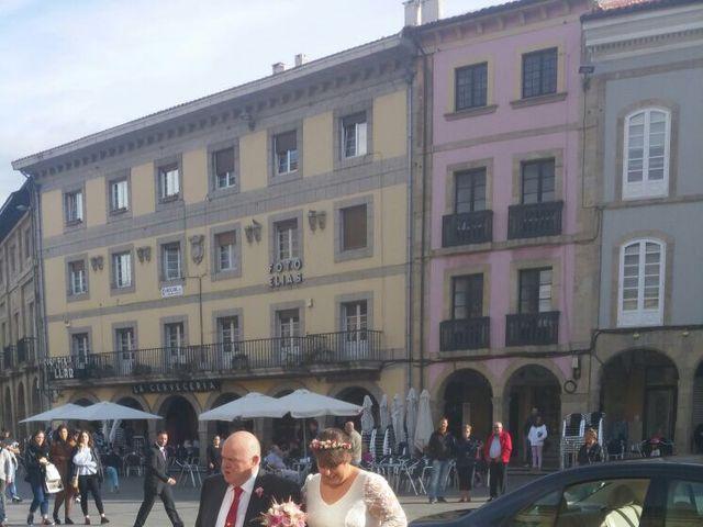 La boda de Marco y Paula en Las Caldas, Asturias 7