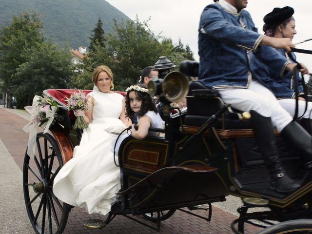 La boda de Jon y Maider en Gautegiz Arteaga, Vizcaya 5