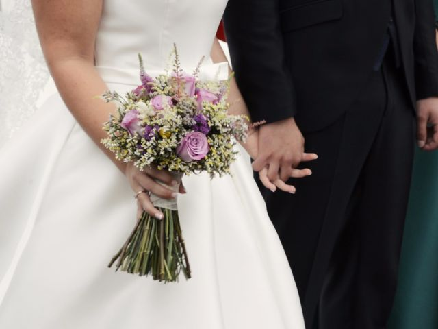La boda de Jon y Maider en Gautegiz Arteaga, Vizcaya 6