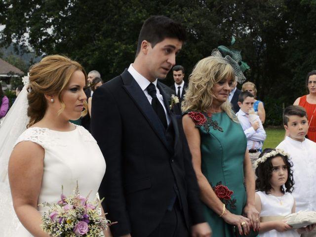La boda de Jon y Maider en Gautegiz Arteaga, Vizcaya 7