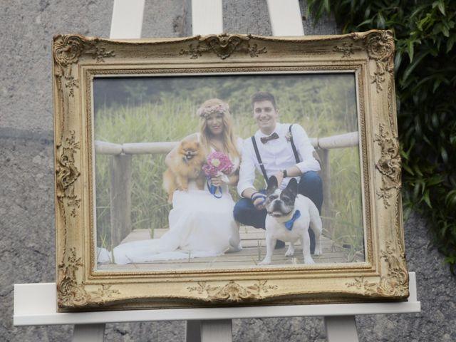 La boda de Jon y Maider en Gautegiz Arteaga, Vizcaya 9