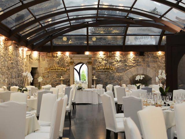 La boda de Jon y Maider en Gautegiz Arteaga, Vizcaya 11