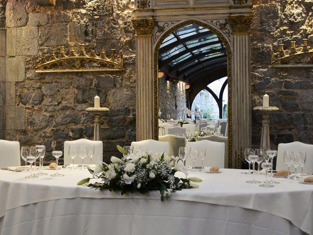 La boda de Jon y Maider en Gautegiz Arteaga, Vizcaya 12