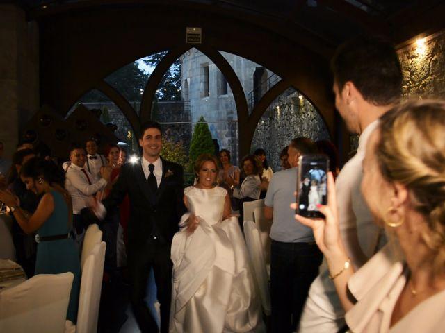 La boda de Jon y Maider en Gautegiz Arteaga, Vizcaya 13