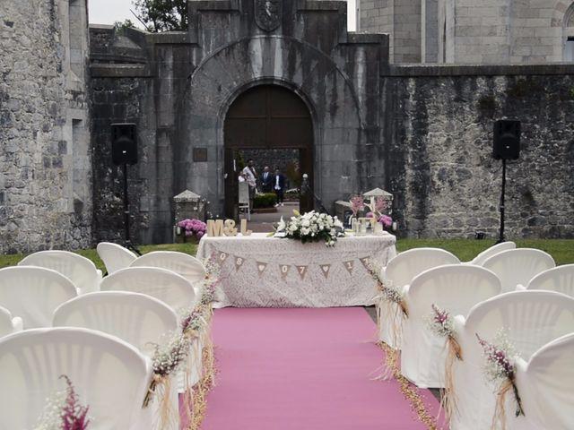 La boda de Jon y Maider en Gautegiz Arteaga, Vizcaya 16