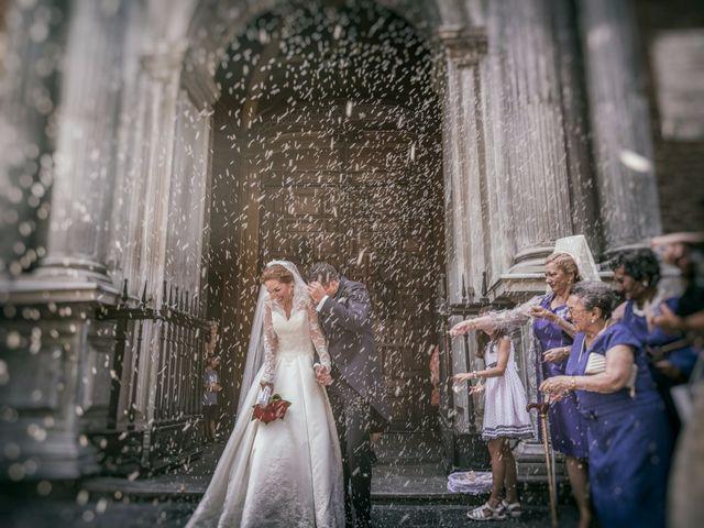 La boda de Curro y Paloma en Granada, Granada 21