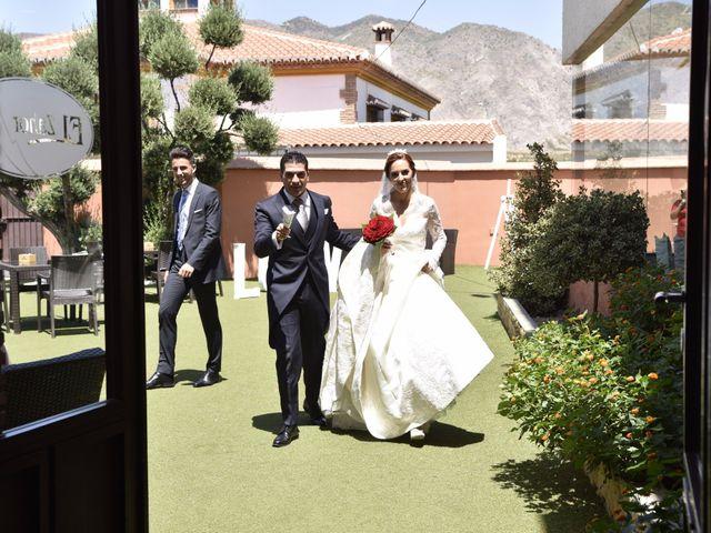 La boda de Curro y Paloma en Granada, Granada 2