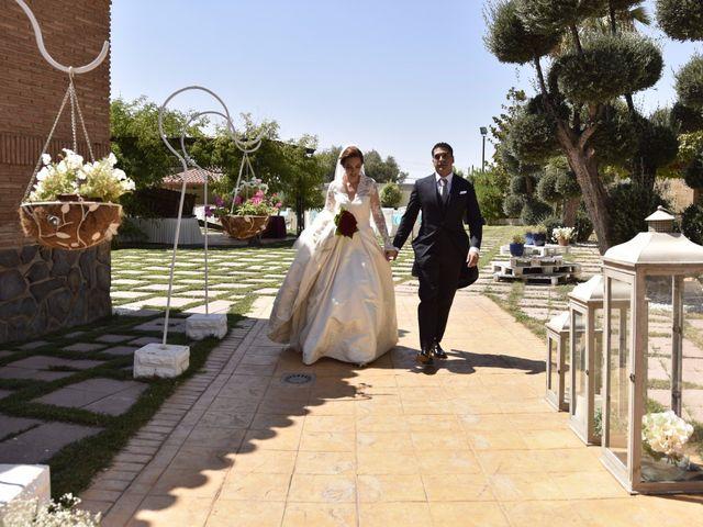 La boda de Curro y Paloma en Granada, Granada 22