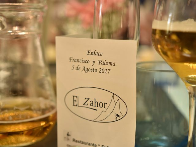 La boda de Curro y Paloma en Granada, Granada 25