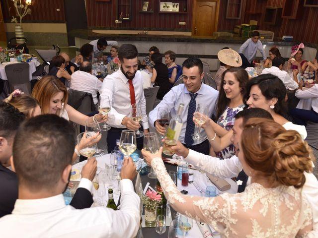 La boda de Curro y Paloma en Granada, Granada 30