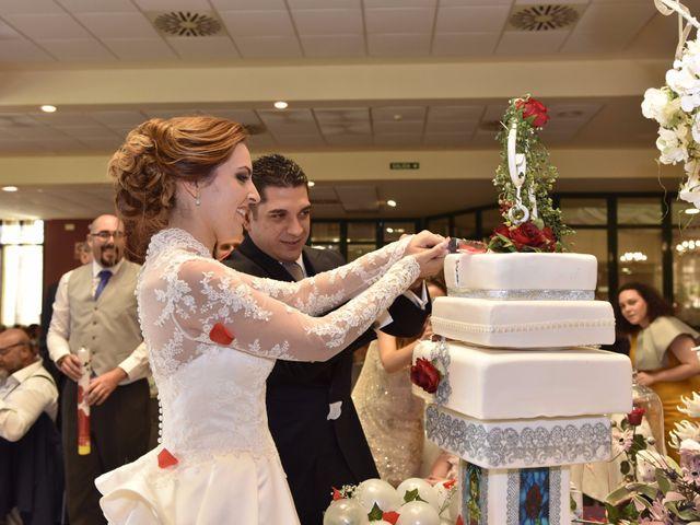 La boda de Curro y Paloma en Granada, Granada 31