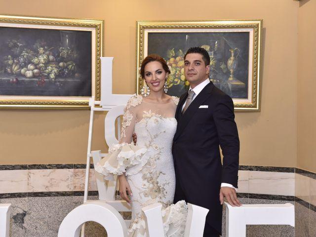 La boda de Curro y Paloma en Granada, Granada 35