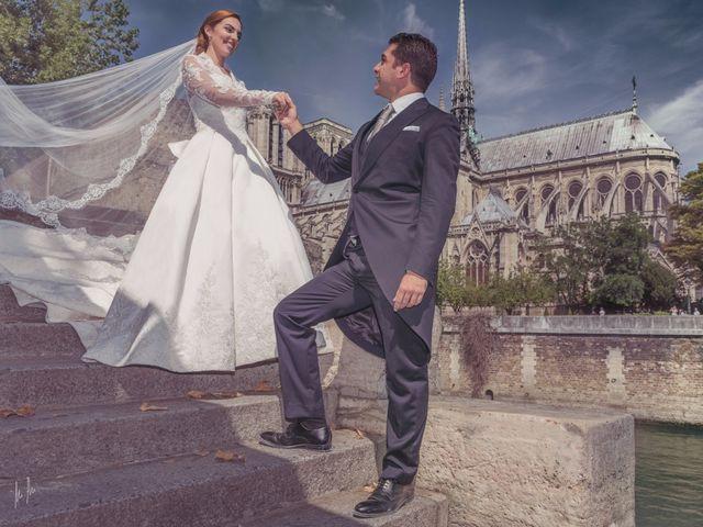 La boda de Curro y Paloma en Granada, Granada 40
