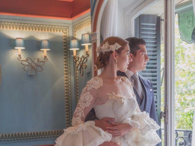 La boda de Curro y Paloma en Granada, Granada 47