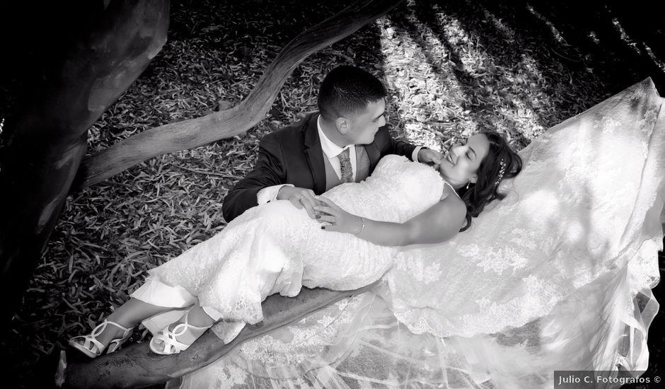 La boda de Victor y Johana en Almería, Almería