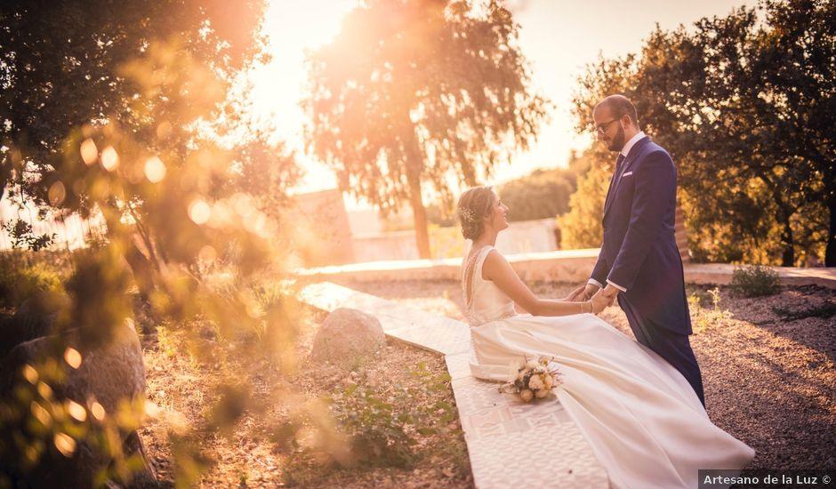 La boda de Gonzalo y Melanie en Toledo, Toledo