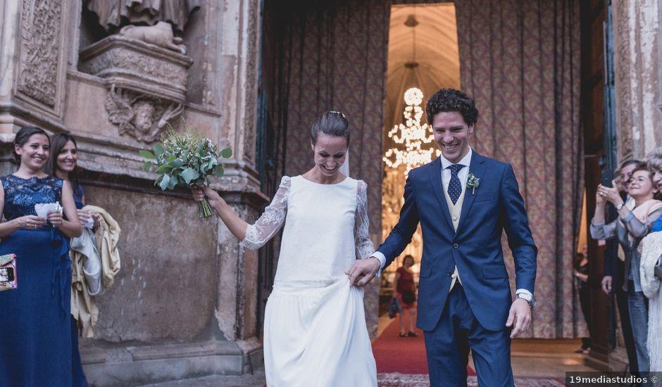 La boda de Miguel y Elena en Palma De Mallorca, Islas Baleares