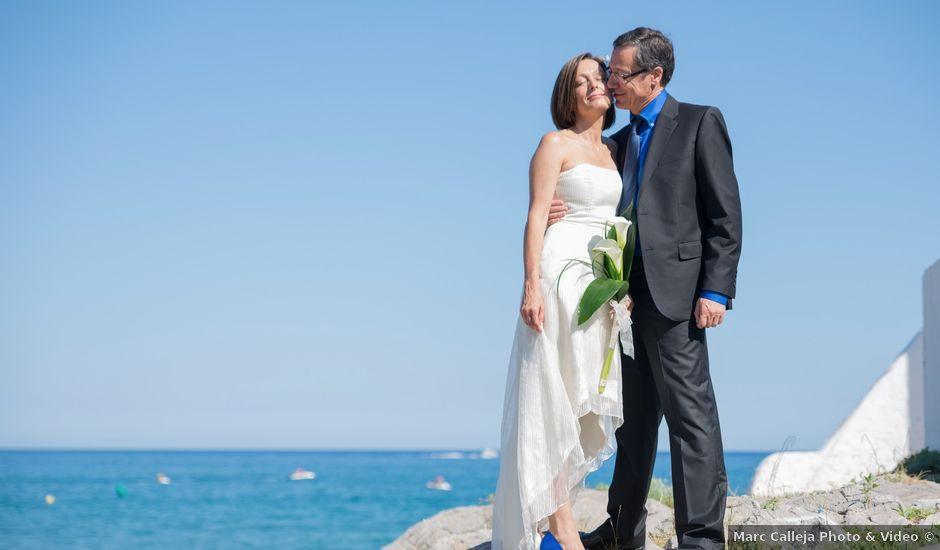 La boda de Jordi y Olga en Garraf, Barcelona