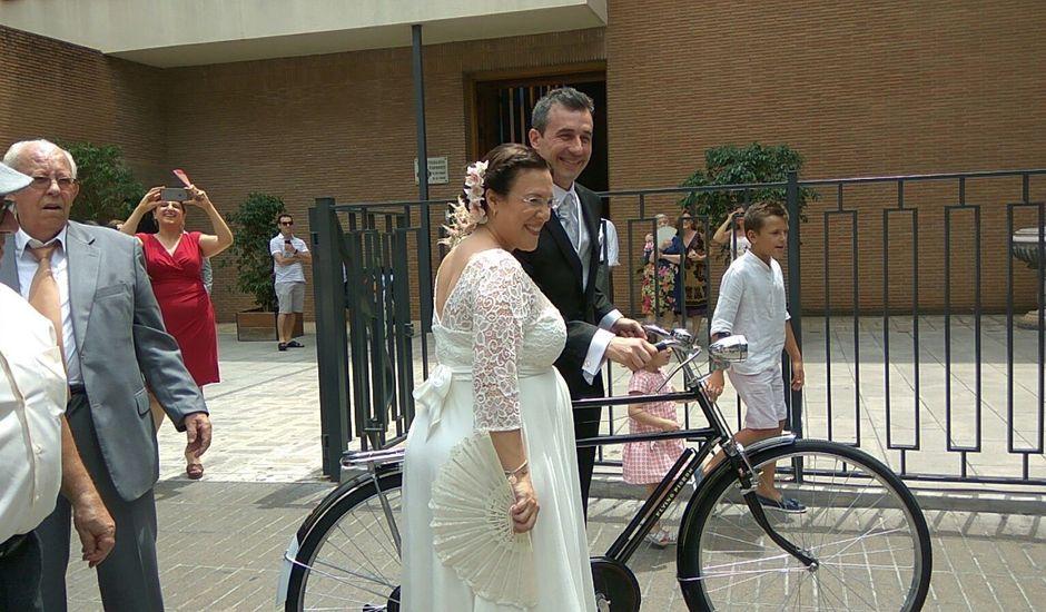 La boda de Jose y María en Torrent, Valencia