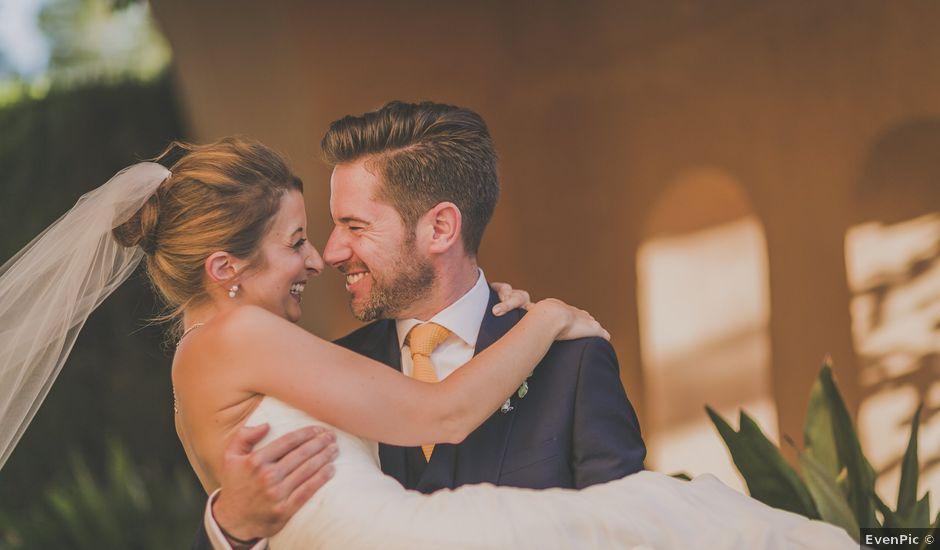 La boda de Nick y Vicky en Málaga, Málaga