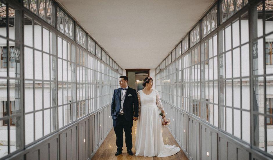 La boda de Marco y Paula en Las Caldas, Asturias