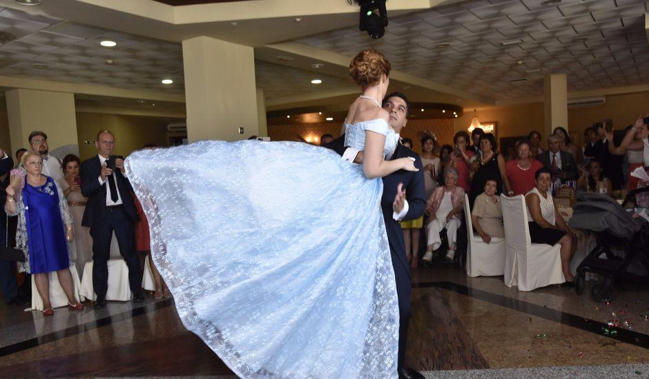 La boda de Curro y Paloma en Granada, Granada