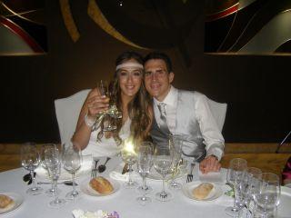 La boda de Samuel y Laura