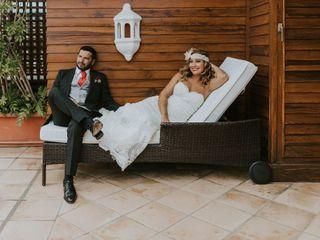 La boda de Chabely y Jose