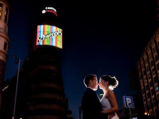 La boda de Raquel y Manu