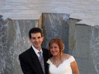 La boda de Milagros y Fernando