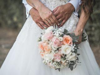 La boda de Vicky y Lorens