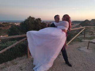 La boda de Isabel  y Mario 1