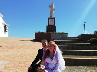La boda de Isabel  y Mario 2