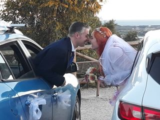 La boda de Isabel  y Mario