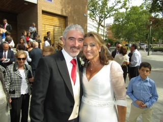 La boda de Belén y Vicente